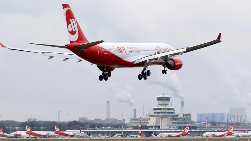 Luftfahrt: Air Berlin steht auf der Kippe