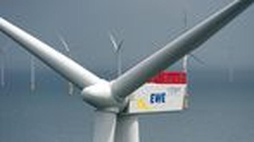 Offshore-Windpark: Ein Windpark auf gefährlichem Grund