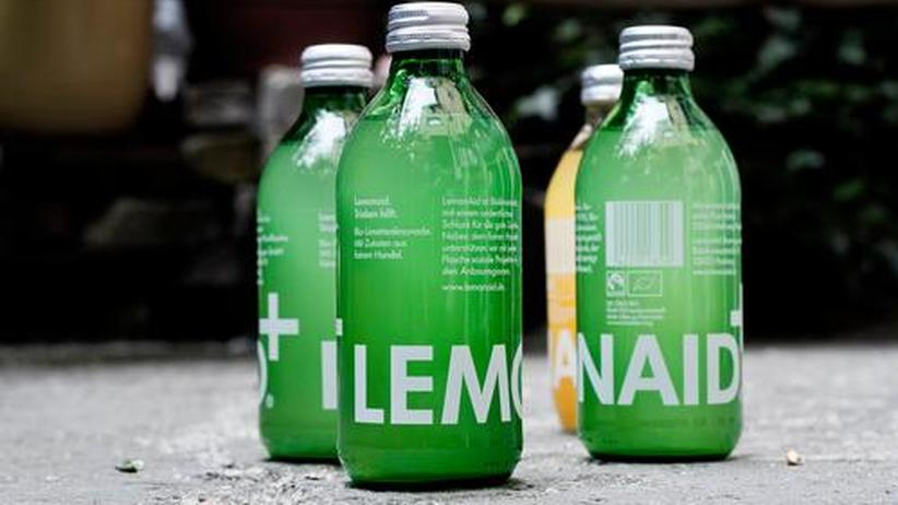 LemonAid: Durch Trinken die Welt verändern