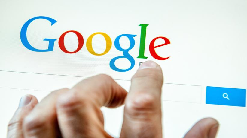 Internetunternehmen: Google-Suchmaschine