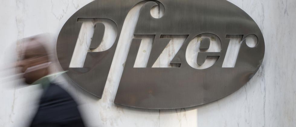 Der Hauptgeschäftssitz des Pharmakonzern Pfizer in New York