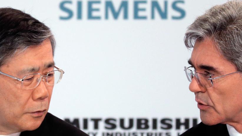 Siemens und Mitsubishi erhöhen Angebot für Alstom