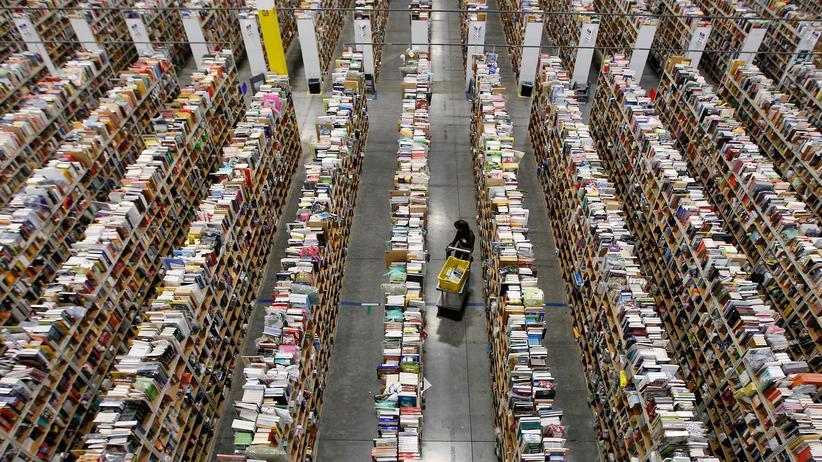 Amazon: Die Schlacht ums Wort