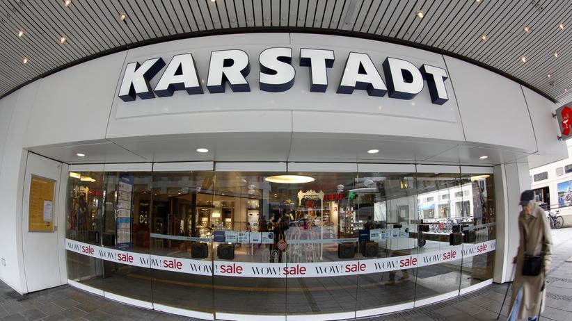 Warenhauskonzern: Berggruen will Karstadt loswerden
