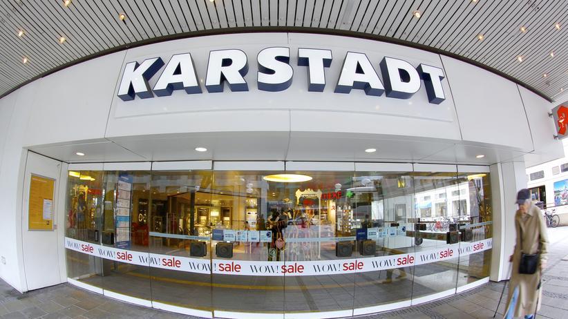 Karstadt: Der Handel mit dem Händler