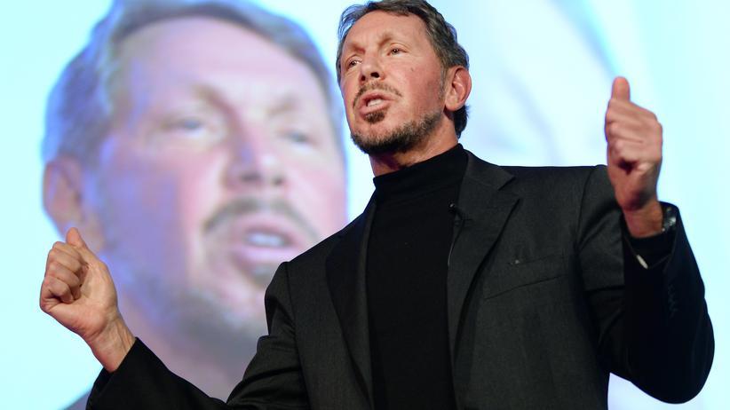 Oracle: Oracle-Gründer Larry Ellison