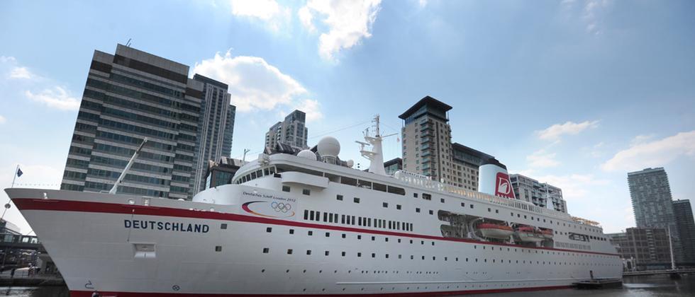 Traumschiff: Drama auf hoher See