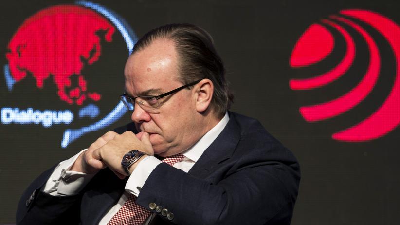 HSBC: HSBC-Chef versteckte Millionen auf Schweizer Konto