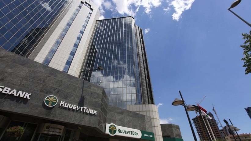 Kuveyt Türk Bank Istanbul