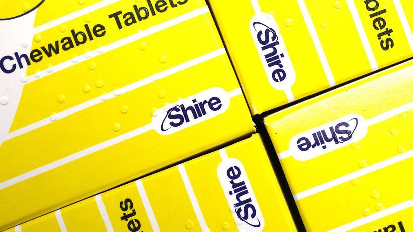 Tablettenschachteln