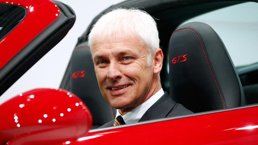 Volkswagen: Winterkorns mögliche Erben