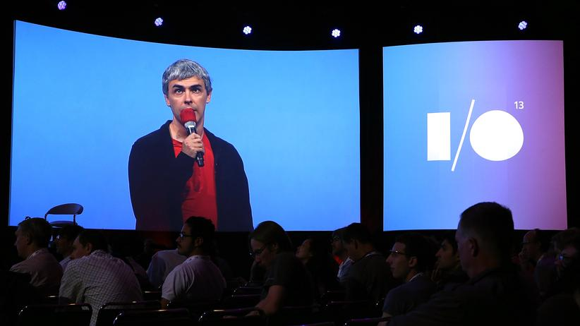 Larry Page: Die Mission von Mr. Google