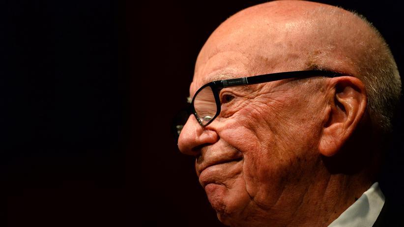 Rupert Murdoch: Der Zeitungsmann nimmt Abschied
