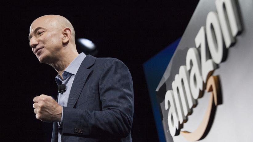 Wirtschaft, Jeff Bezos, Amazon, Jeff Bezos, USA, Seattle, Unternehmen, Betriebsklima, Versandhandel