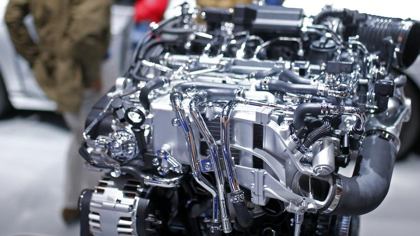 Volkswagen TDI Motor