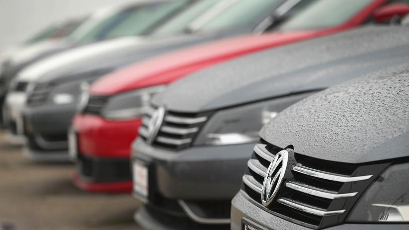 Volkswagen: VW-Aktie fällt um 21 Prozent