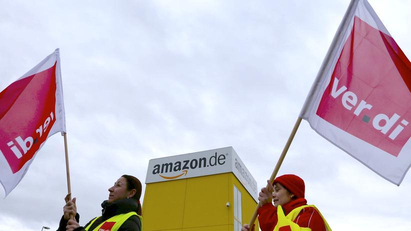 Tarifstreit: Ver.di ruft zu Streik bei Amazon in Koblenz auf