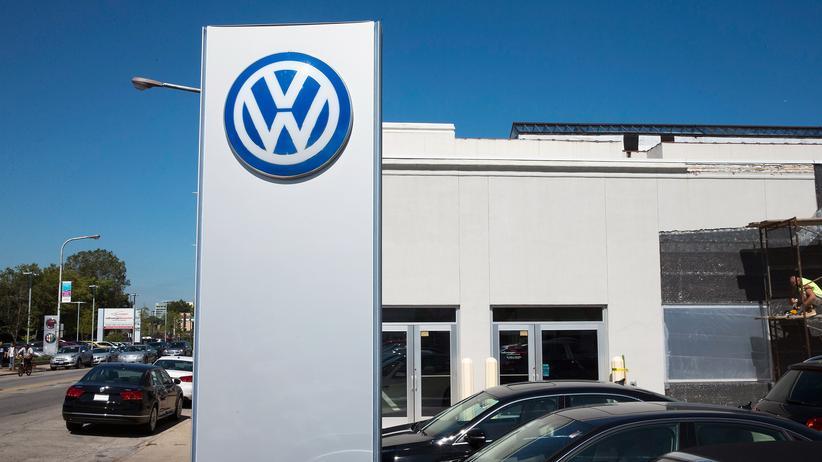 Abgasaffäre: Ein VW-Händler in Illinois