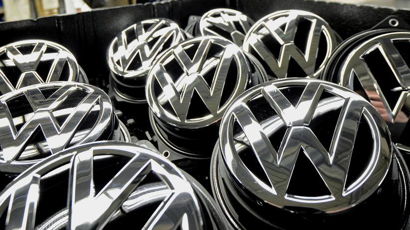 USA: Volkswagen-Werkshalle in Wolfsburg