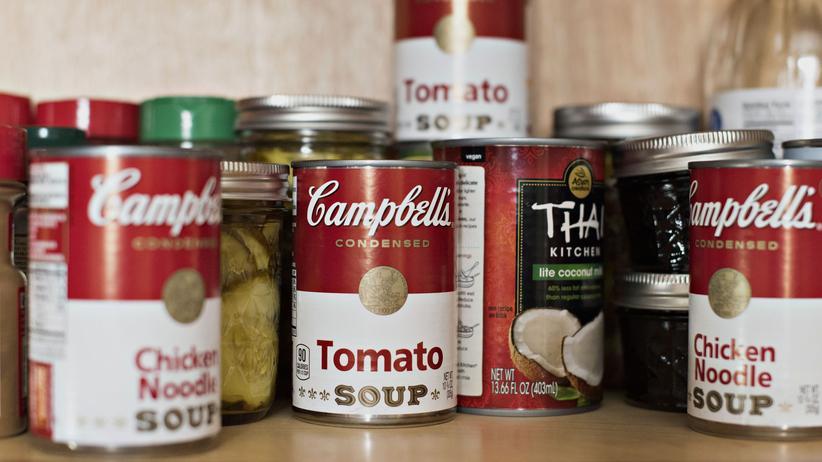 Campbell Soup: US-Lebensmittelkonzern kennzeichnet gentechnisch veränderte Zutaten