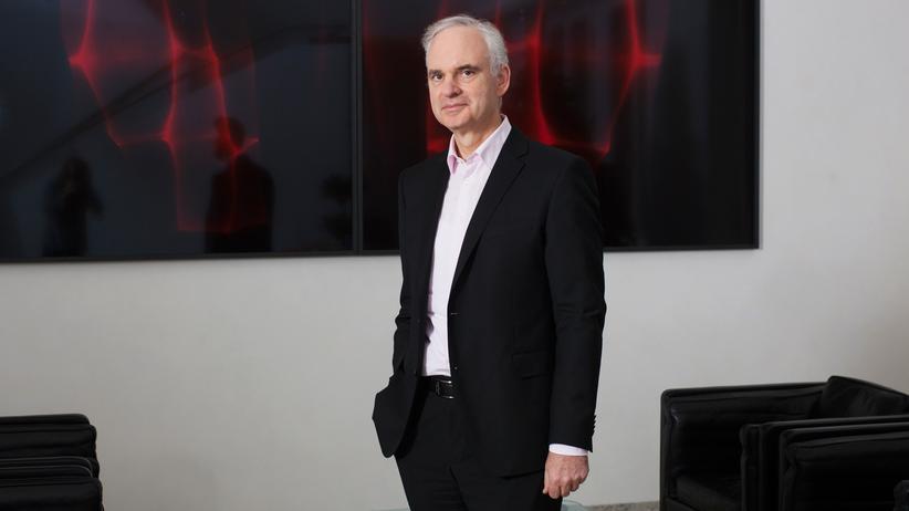 Johannes Teyssen: E.on-Chef Johannes Teyssen hat 30 Kilogramm abgenommen – und sein Unternehmen aufgespalten.