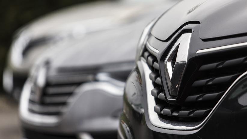 Abgaswerte: Renault-Fahrzeuge