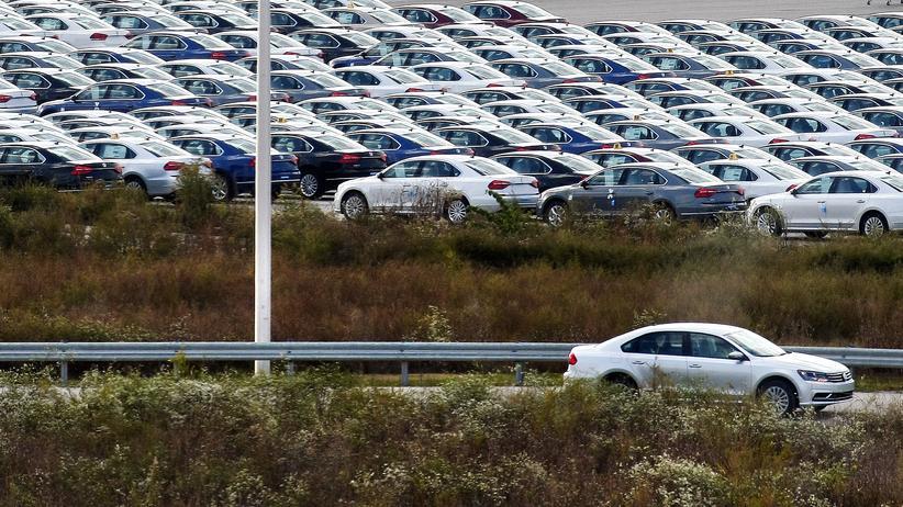 Volkswagen: VW verkauft deutlich weniger Autos in den USA