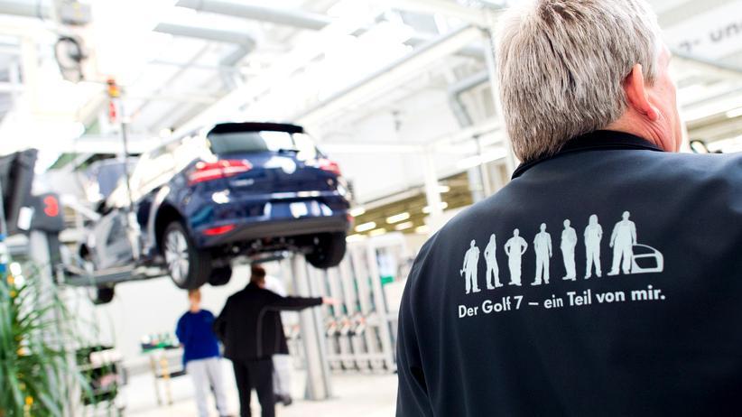 Volkswagen Stellenstreichung