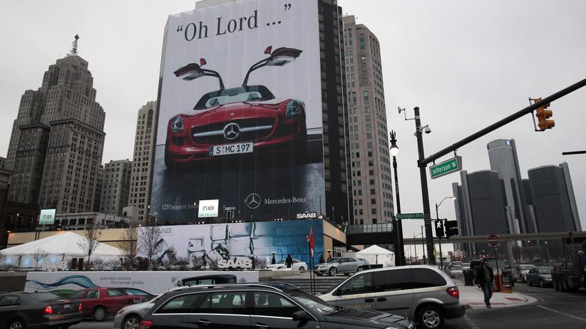Emissionswerte: US-Aufseher fordern Abgastests von Daimler