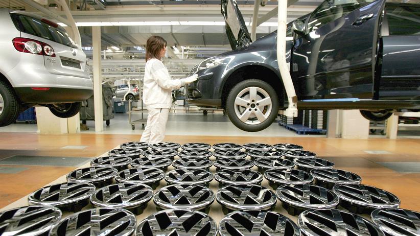 IG Metall: Produktion bei Volkswagen