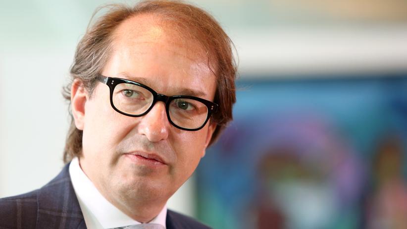 Abgasskandal: Dobrindt zweifelt an Legalität von Opels Abgastechnik