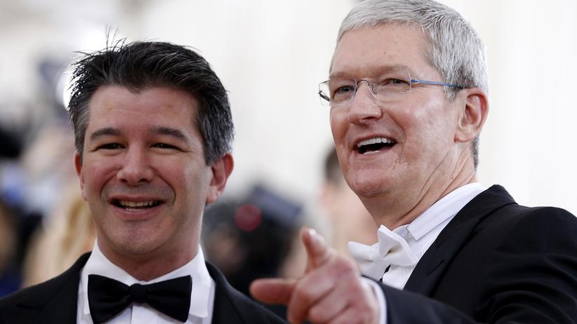 China: Apple wird zum Uber-Konkurrenten