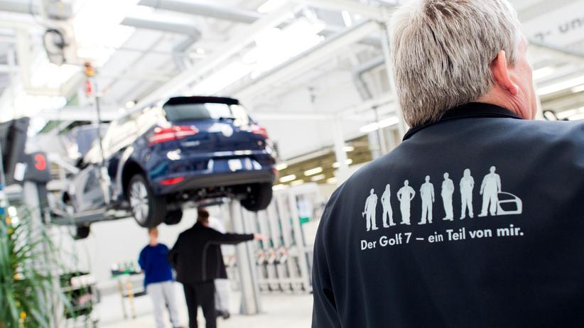 Volkswagen Mitarbeiter Anerkennung