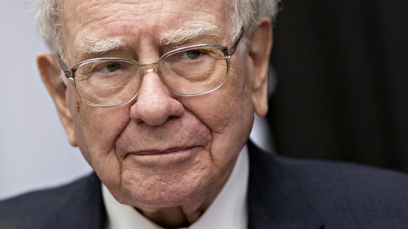 Börse: Buffett investiert eine Milliarde Dollar in Apple