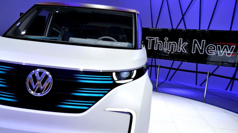 Volkswagen: Mit Elektroautos hofft VW, aus der Krise zu kommen.