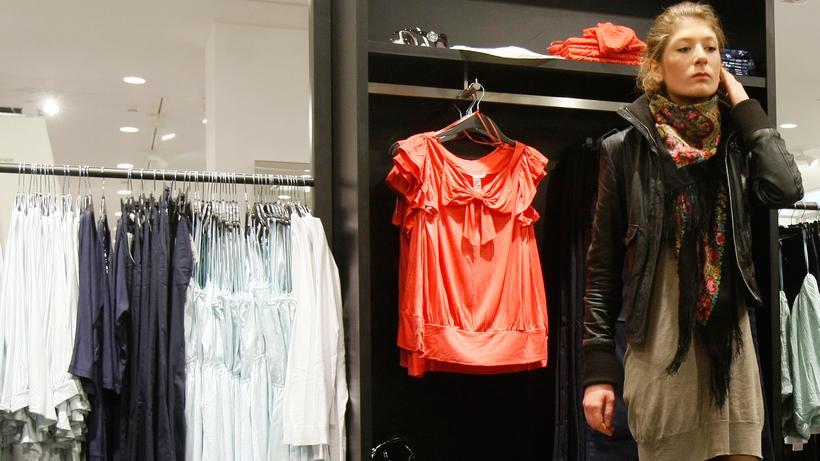 Zara kleider produktion