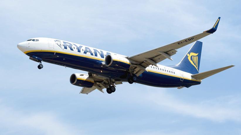 Ryanair Pilot