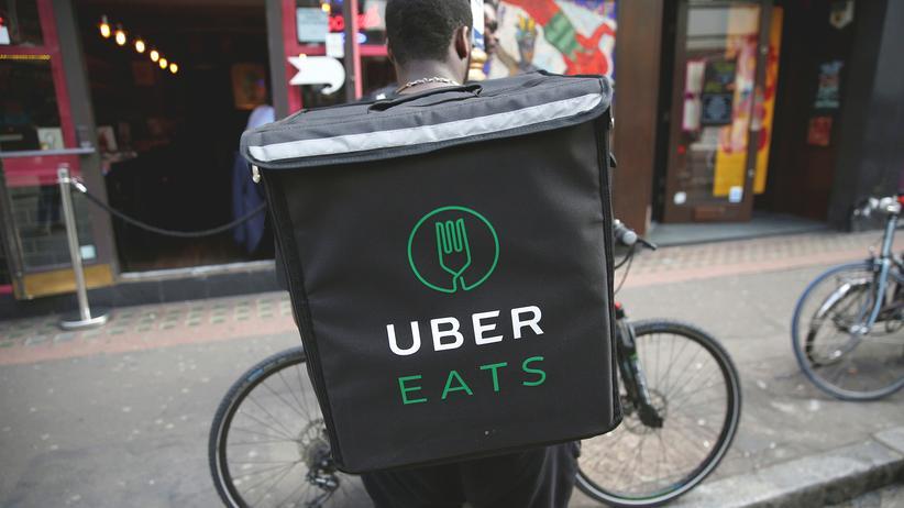 UberEats Lieferdienst