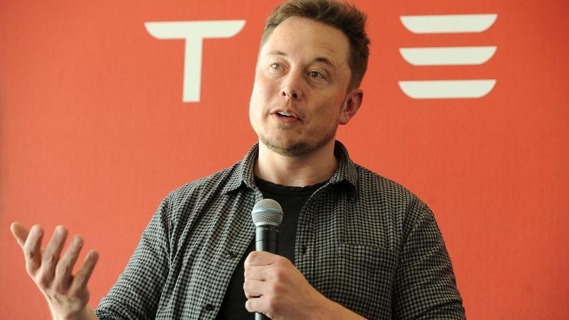 Der Unternehmer Elon Musk will künftig Solar-Ziegel herstellen.