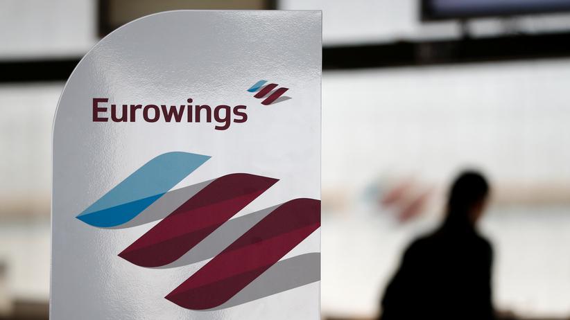 Lufthansa-Tochter: Eurowings könnte bald bestreikt werden.
