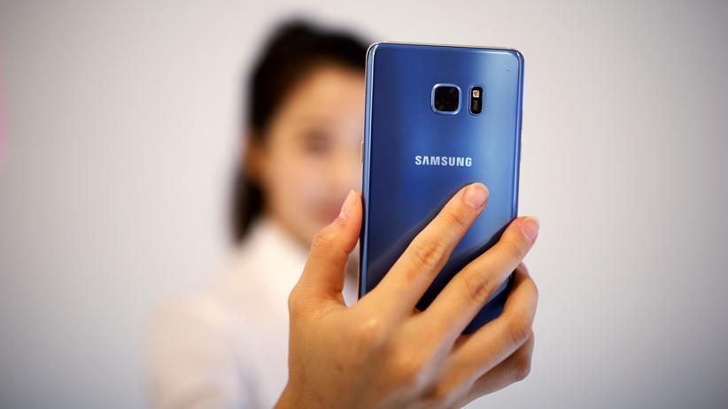 Galaxy Note 7: Samsung führte Batterietests nur im eigenen Labor durch