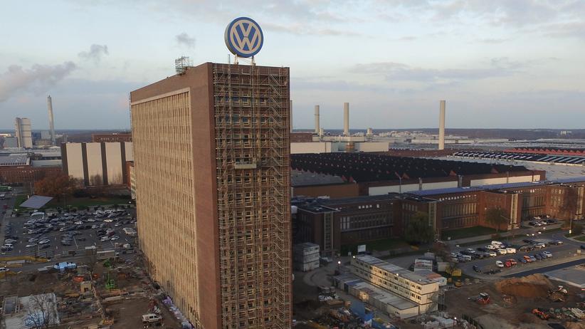 Volkswagen: Das Wolfsburger Volkswagen-Werk