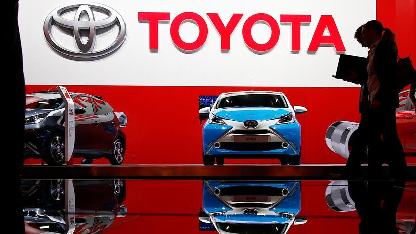Japan: Toyoto auf der Frankfurter Internationalen Automobil-Ausstellung
