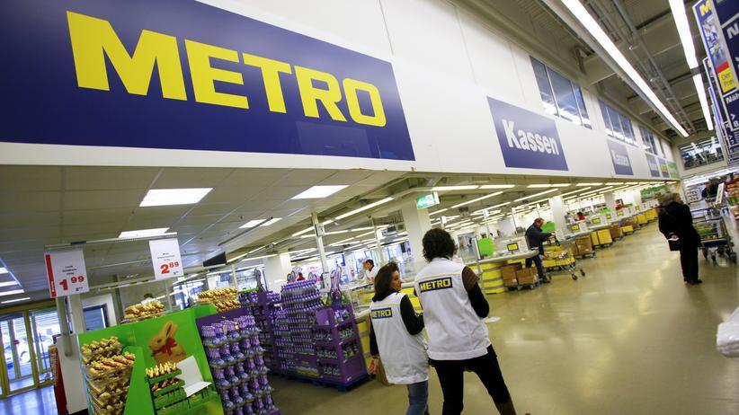 Handel: Aktionäre stimmen für Metro-Aufspaltung