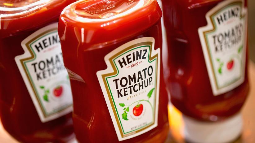 Lebensmittelbranche: Das bekannteste Produkt von Kraft Heinz: Ketchup