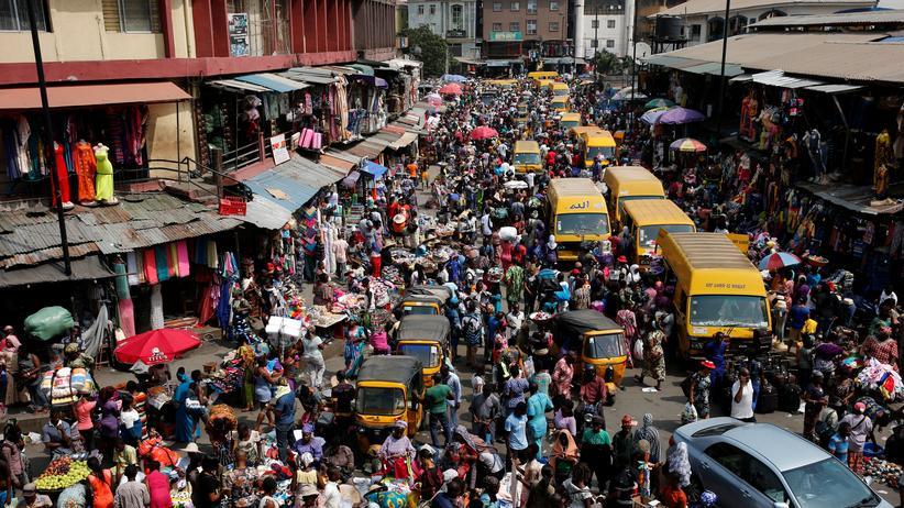 Lagos: Die Masche der Big Boys