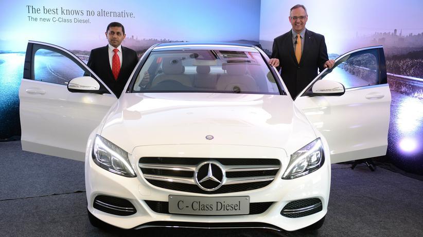 Daimler: Der große Wirbel