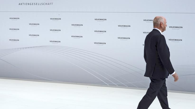Volkswagen: Ferdinand Piëch prüft Ausstieg bei VW