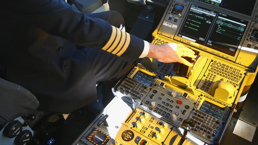 Pilotenausbildung: Traumberuf Pilot? Die Zweifel daran mehren sich seit Jahren.
