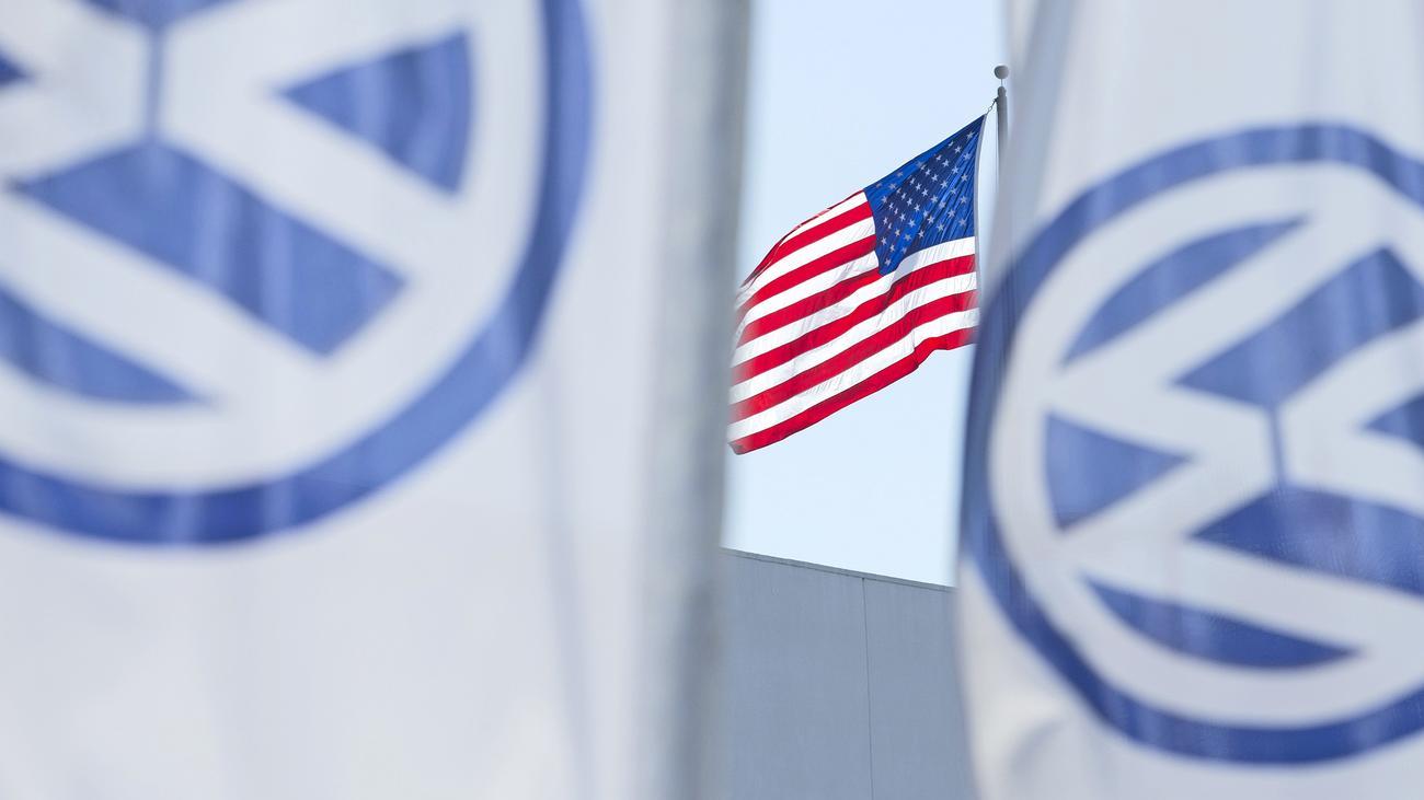 finest selection f33ea 06c40 Abgasskandal  VW bekennt sich wegen Betrugs schuldig (3.12 7)